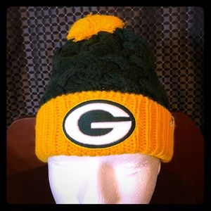 Green Bay Packers Women's Knit Beanie NWT